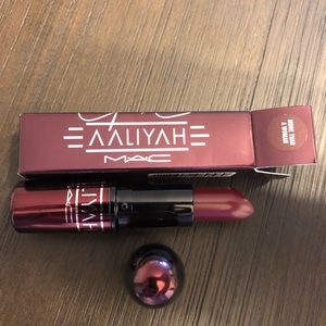 Mac Aaliyah lipstick more than a woman
